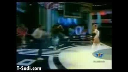 Thalia - Amarillo Azul ( Vip Noche , 1991)