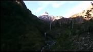 Вулканът Калбуко в Чили моментът на изригването
