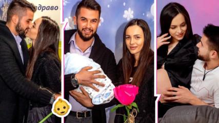 Ива Русинова стана майка за първи път! Младата майка с емоционални думи към най-близките