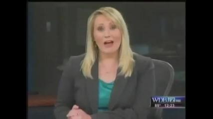 Newswoman Fail
