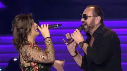 Mile Kitic i Cristina Voicu - Mi se volimo - live - Nikad nije kasno - EM 24 - (26.03.2018)