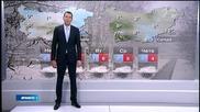 Прогноза за времето (29.11.2014 - централна)