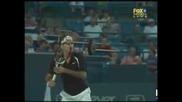 Federer Slow Motion 2007
