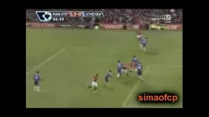 All goals by Berbatov in Man.united.flv