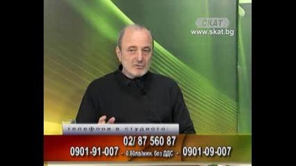 Д-р Николай Михайлов за лявото и дясното в България 2