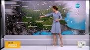 Прогноза за времето (23.02.2016 - сутрешна)