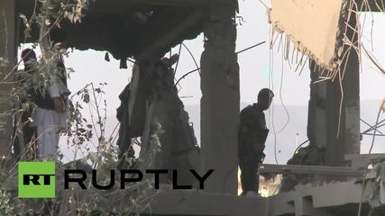 Афганистан: Поне 10 мъртви и стотици ранени след взрив в Кабул