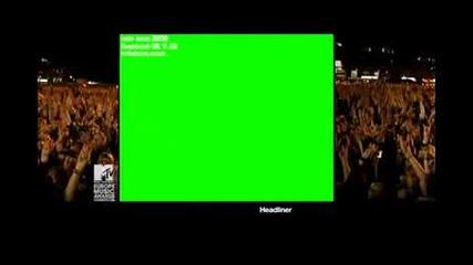 Mtv Ema 2008 Headliner - Tokio Hotel