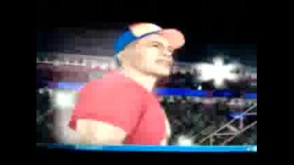 Svr 2011 Ps2 John Cena red attire