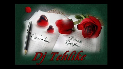 Dj Tehlike - Ciceyim (new - Arabeskrap) 2011