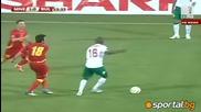 Черна гора - България 1:1 (03.06.2011г.)
