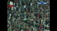 България 4 - 1 Черна Гора 05.09.09