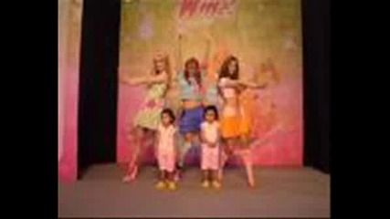 Winx Club Is The Best