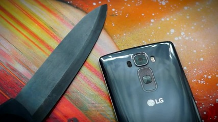 Да огънем и надерем LG G Flex 2
