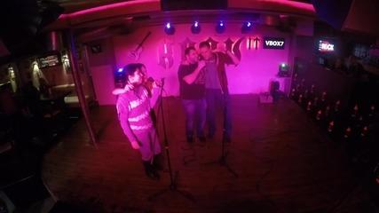 10.03.2015 - Mariela, Kamen & Penchev - Karizma - Shte Izbiagam Li Ot Teb