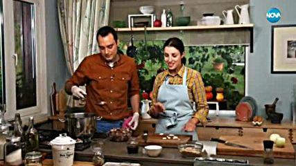 Агнешко с нар и орехи - Бон апети (20.10.2017)