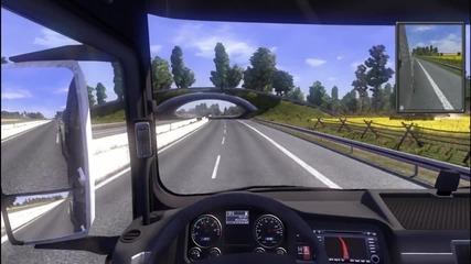 Euro Truck Simulator 2 - геймплейче 2