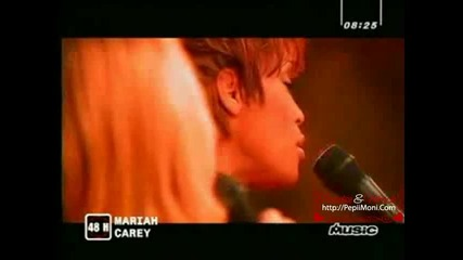 Mariah Carey & Whitney Houston - When You Believe Hq [за едно пате]