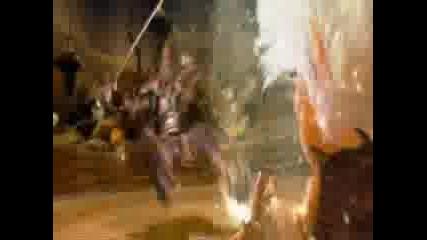 Arthur Първа Битка.