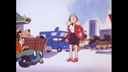 Hong Kong Phooey / Хонг Конг Фуи - Епизод 1