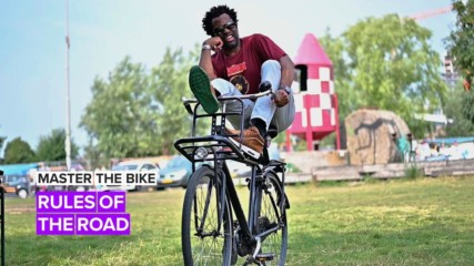 Master the Bike with an Amsterdammer: Rules of the Road