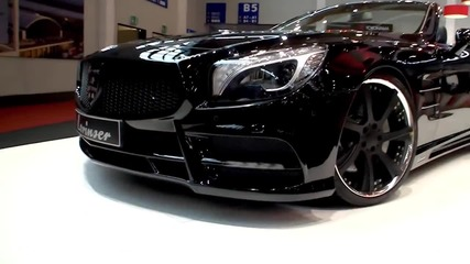 """"""" Разплакване """" на конкуренцията : Lorinser - Mercedes S L 500"""