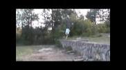 Slavi Street Stunts Video