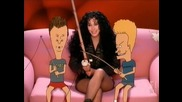 Cher feat. Beavis & Butt-head – I Got You Babe (+ Бг превод)