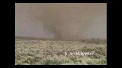 Невероятно Едно От Най Големите Торнадота