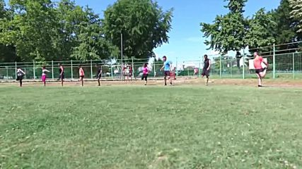 Тренировка по функционален фитнес - FF7A (Video by drone)