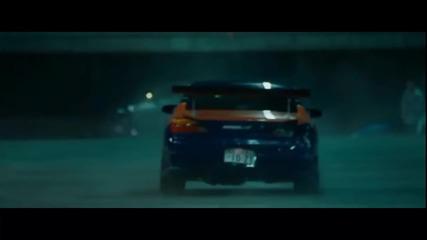 Tokyo Drift- Nissan Silvia S15 vs Nissan 350z