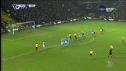 Уотфорд - Манчестър Сити 0:0 /първо полувреме/