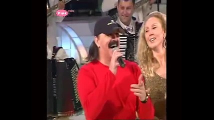 Lepa Brena i Haris Dzinovic - Grand duel - (TV Pink)