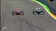 Най - доброто от Гран При на Европа Формула 1 Сезон 2011