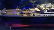 Модел на S. S. Titanic Liverpool