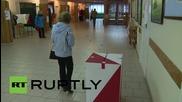 Избирателите в Полша гласуват за президент