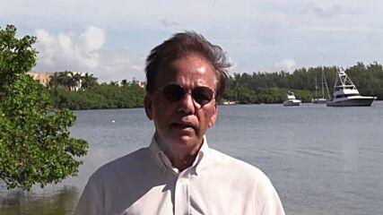 USA: Rising sea levels threaten Florida Keys, experts warn