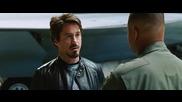 Железният човек - Бг Аудио / Iron Man ( Високо Качество ) Част 3 (2008)
