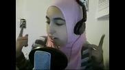 Muslimin am Rappen ( Crunk )
