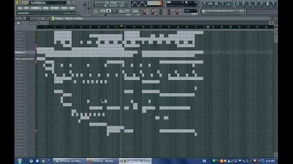 Dark Rap Beat instrumental (fl Studio 9)