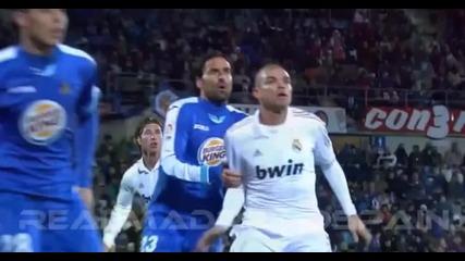 Хетафе 0-1 Реал Мадрид 04.02.2012 Ла Лига