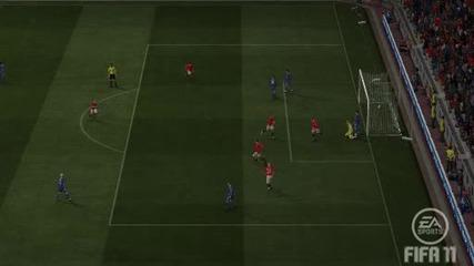 Fifa 11 - Вкарайте такъв гол де !
