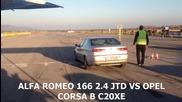 Alfa 166 2.4 Jtd Драг Сливен 2014