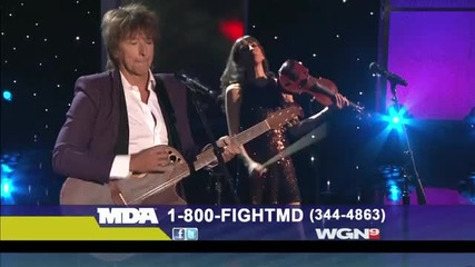 Richie Sambora Livin' on a Prayer It's My Life