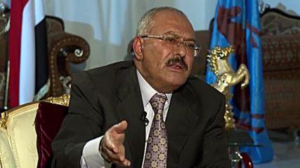 Yemen: Saleh decries Saudi aggression in exclusive RT interview
