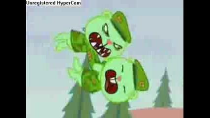 Happy Tree Frends Flippi