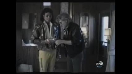 Michael Jackson - Making Of Speed Demon (moonwalker by Karen Faye)
