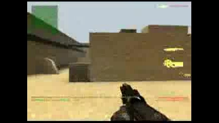 Counter Strikesource: Zombie Mod 1