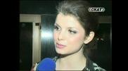 Албена Вулева коментира наградите на Планета в Сигнално Жълто - 15.03.2008 - Трета Част HQ
