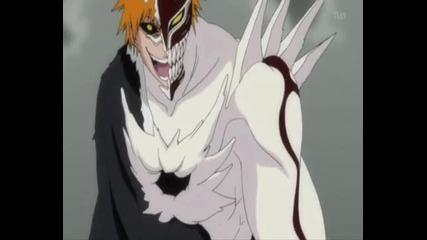 Hollow Ichigo vs Zangetsu Full Fight